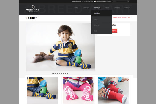 socks manufacturer website image 2